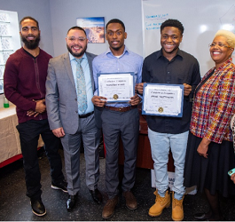 Wahl Clipper Corporation's Fade It Forward Program Awards Barber Scholarships to At-Risk Chicago Youth
