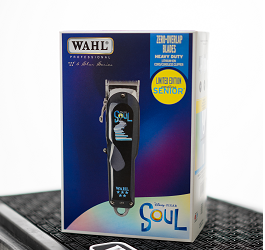 Wahl Clipper Corporation and Disney and Pixar Team Up to Celebrate the All-New Movie, Soul---Barber Evo